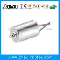 Low torque variability starter motor CL-0610 for Intelligent electric toys and models