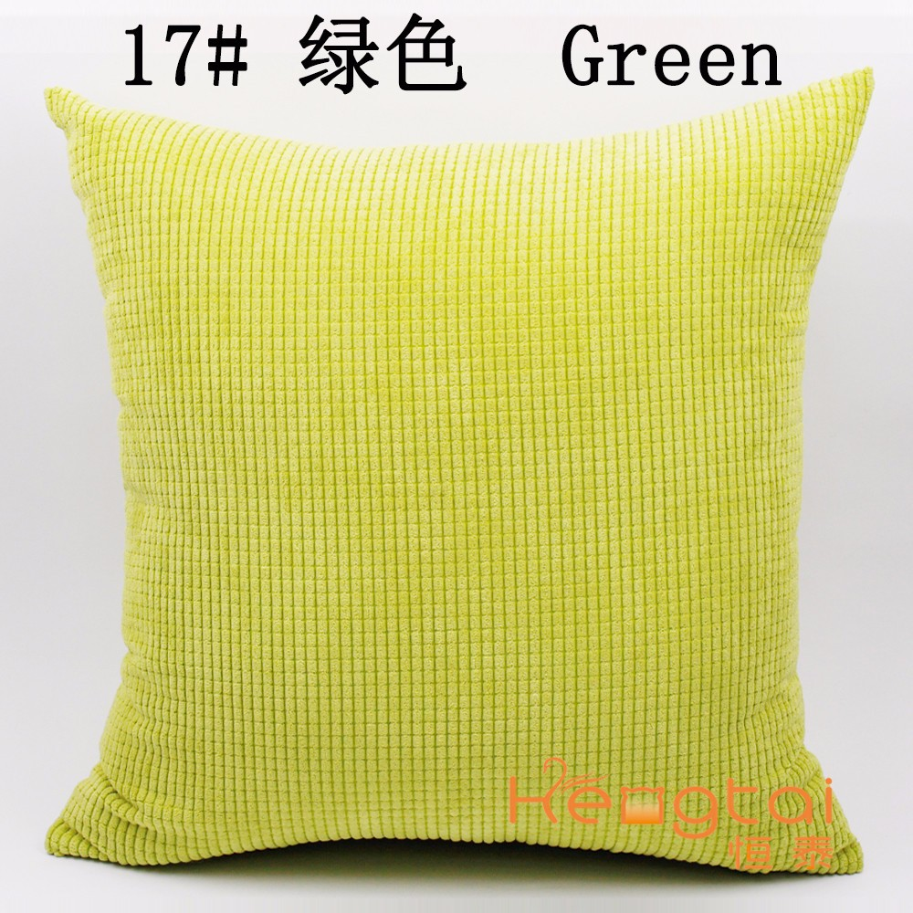 N/P Corduroy Jacquard Outdoor Hotel Bar Car Chair Sofa Decorative Cushion Cover Pillow Case HT-NPCJC-B