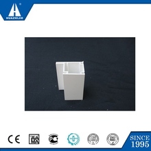 China Manufacturer White Sliding PVC Window Profile scrap pvc profile for window