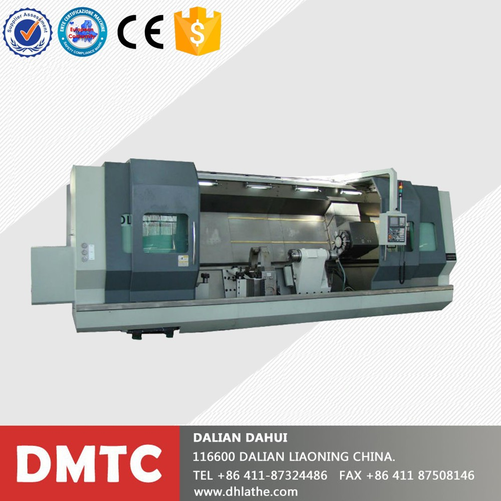 DL-50 Alloy Wheel Repair CNC Lathe with Gang Tools