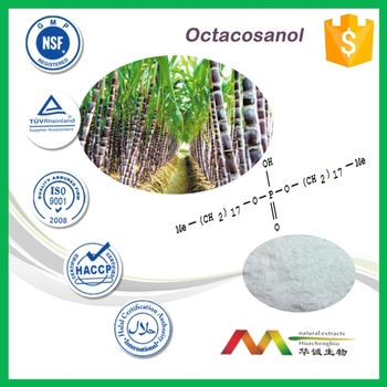 100% Pure Natural octacosanol extract
