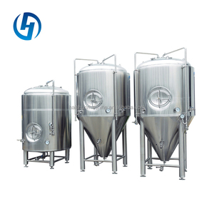 alibaba manufacturer 1000l mead conical beer fermenter