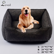 Factory directly high quality cheap price pet bed for dog