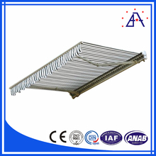 Oem According To Drawing Design Aluminum Window Louver Awning