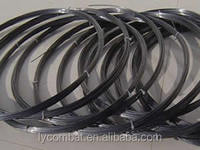 Tungsten Wire used as Cathode for emitting tube