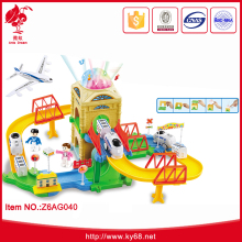 Children gift Christmas wholesale electric scale model train toy