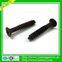 China supplier with black thumb screw M4 lifting eye bolt