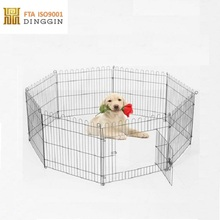 8 side folding wire playpen for pets