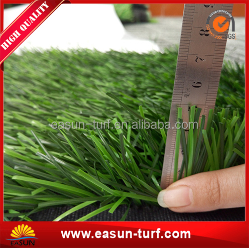 Most popular products china soft football field synthetic grass lawn
