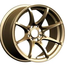 "hot selling XP gold color replica wheel rim 17"" used"