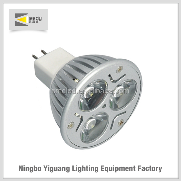 YG-HSCG3*1/1-MR16 LED Spotlight,led Spot, Dimmable 3W 5W 6W MR16 led spot lighting