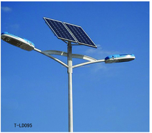 Renjiang Kaiyuan 1 Street Light, 6m8m12m Pole Soalr PV Street Light