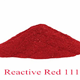 C.I.Reactive Red 111 Reactive Dyes Red SE Dyes For Textile