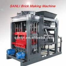 QT6-15 NACC Concrete Block Making Machine