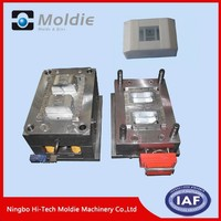 Plastic Injection Mould for Auto Parts/Audi Supplier