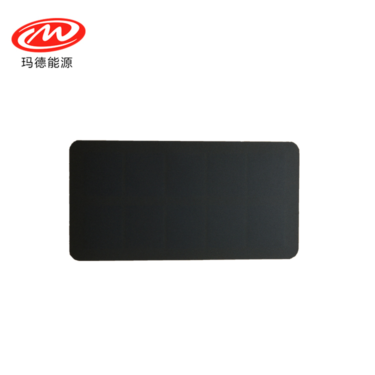 Custom made PET Laminatedpanel /Photovoltaic cells 144mm*76.4mm*1.8mm 5V1.2W small size Solar panel/PV