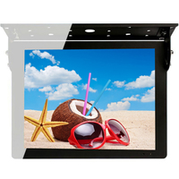 26 Inch High Quality 3G Roof Hanging Lcd Bus Advertising Monitor