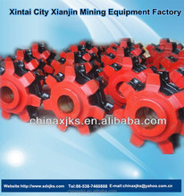 Steel Cast Mine Chain Wheels Sprockets