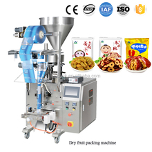 Pillow Bag Dry Fruit Packaging Machinery