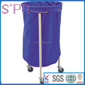 Hospital laundry bag washing package quality mesh fabric for laundry bag