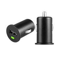 Tiny design, mobile phone tablet 5V 1A car charger usb