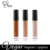 OEM 7ml clear bottle matte black cap regular lip gloss