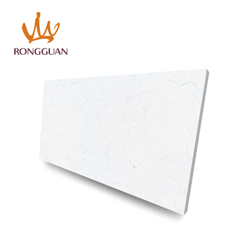Artificial stone slab white engineered quartz price