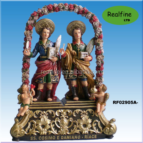 Polyresin religion sculptures christianity figurines