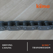 B series roller chain with straight side plates Simplex chain