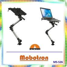 High quality universal standing laptop mounting bracket holder for car