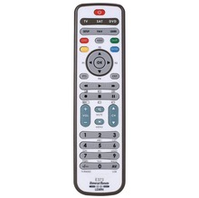 DT-E373 Factory sales 3 in 1 universal IR learning remote control for TV/SAT/DVD