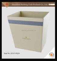 high quality handmade waste bin