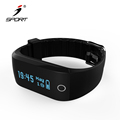 IOS & Android Heart RateMonitor Smart Watch Sport Wristband Fitness Tracker