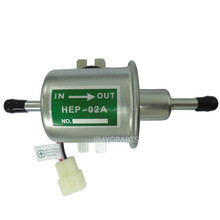 New Premium Low Pressure Electronic Fuel Pump HEP-02A HEP-02 For MAZDA With Copper Or Alluminum Material Have Stock