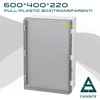 Insulation 600*400*220mm ABS/PC Outdoor Electrical Junction Box