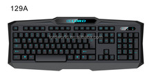 ergonomics tablet pc wired keyboard with usb port from shenzhen factory
