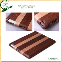 for ipad mini wood case eco-friendly, case for ipad mini/2/3/4 two pieces