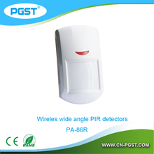 Wireless Outdoor infrared beams pir sensor alarm PA-86R, CE&ROHS