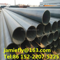 Manufacture construction material steel pipe unit weight