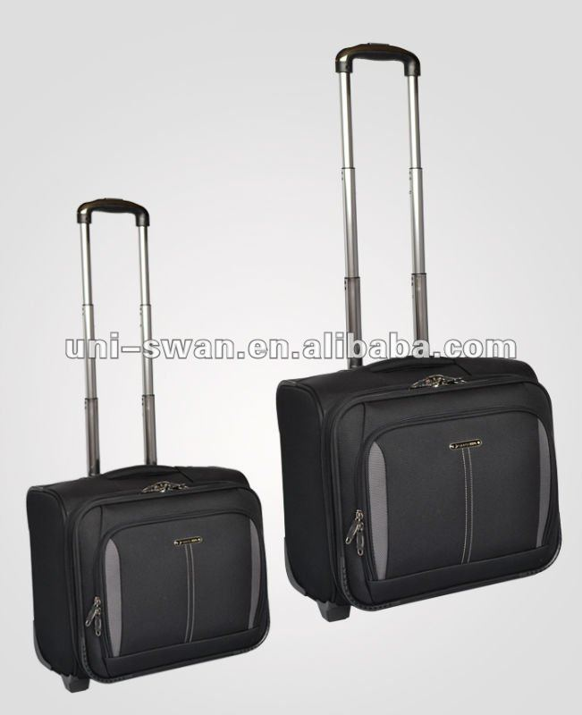 2012 hot sale Laptop Travel design Trolley cabin bag