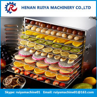 industrial sausage drying machine / Vacuum microwave dryer /dog food dehydrator