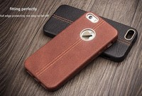 Cheap Leather Flip Design Skin Case for iPhone SE 5 5S