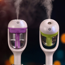 Drop Shipping Shenzhen Wholesale Air Humidifier 50ML Essential Oil Car Aroma Diffuser