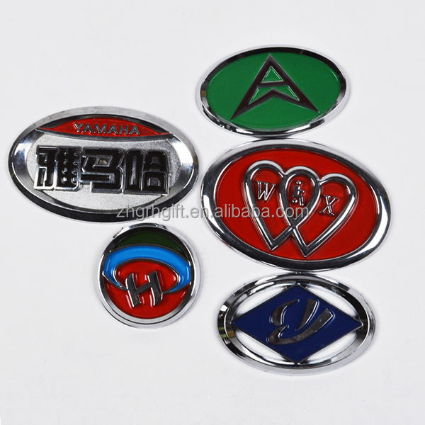 peel and stick car badges auto emblems