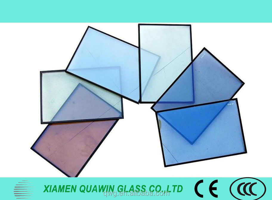 Energy Saving Building Glass Low-E /Solar Control Coated Glass