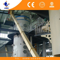 Rice bran oil making machine with CE