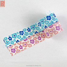 whosale DIY Decoration customed printing washi tape for export