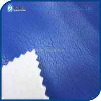 sofa leather pvc pu vinyl fabric leather materials
