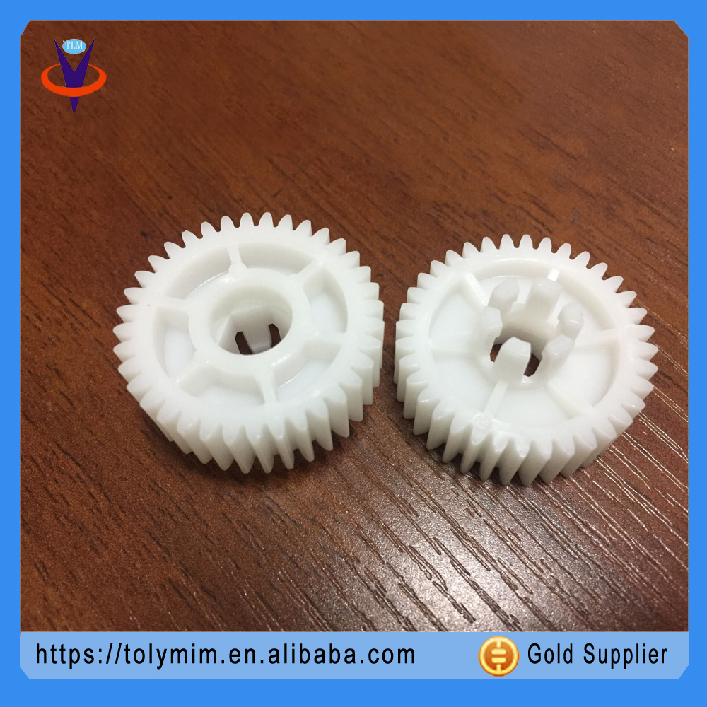 Plastic Injection Moulding Gear Parts Printer Plastic Gear