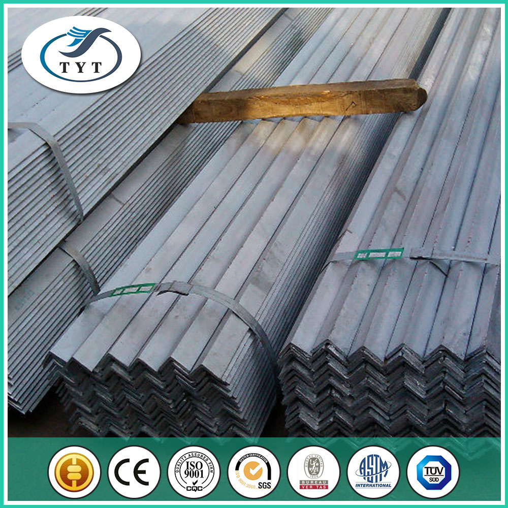 Over 15 Years Experience Large Stock Weight Of Standard Q345 Steel Angle Bar